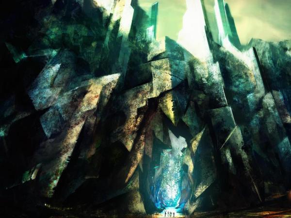 Nightmare Of Lands 24, Magical Landscapes 4