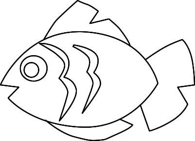Molde peixe