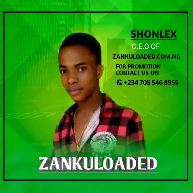 Shonlex-Biography || Aruwaab9ja