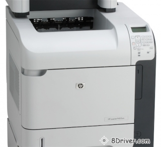 download driver HP LaserJet P4510 Printer