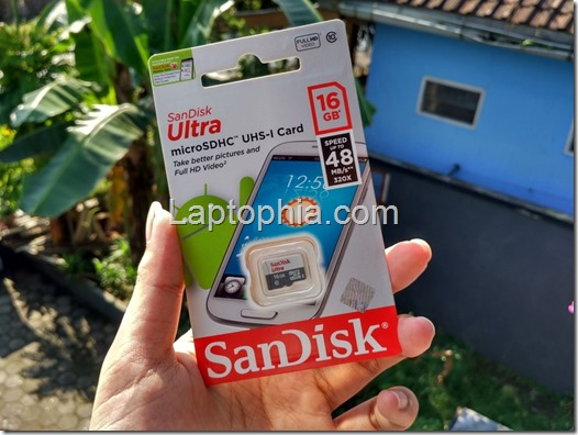 Sandisk Ultra 16GB MicroSDHC Review