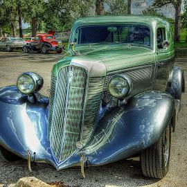by Karen McKenzie McAdoo - Transportation Automobiles