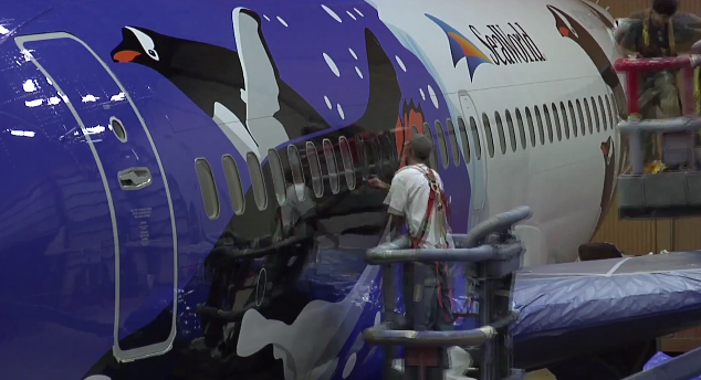 Southwest Airlines Launches Penguin One