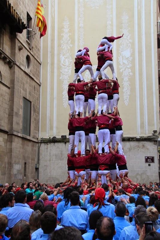 Actuació 20è Aniversari Castellers de Lleida Paeria 11-04-15 - IMG_8898.jpg