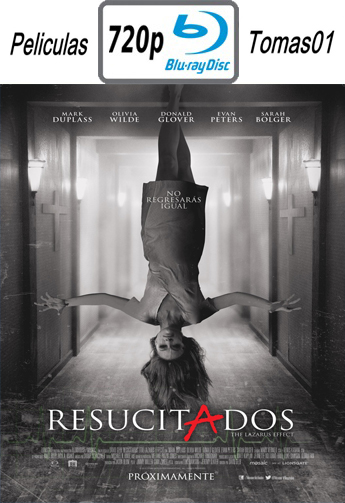 Resucitados (The Lazarus Effect) (2015) BRRip 720p