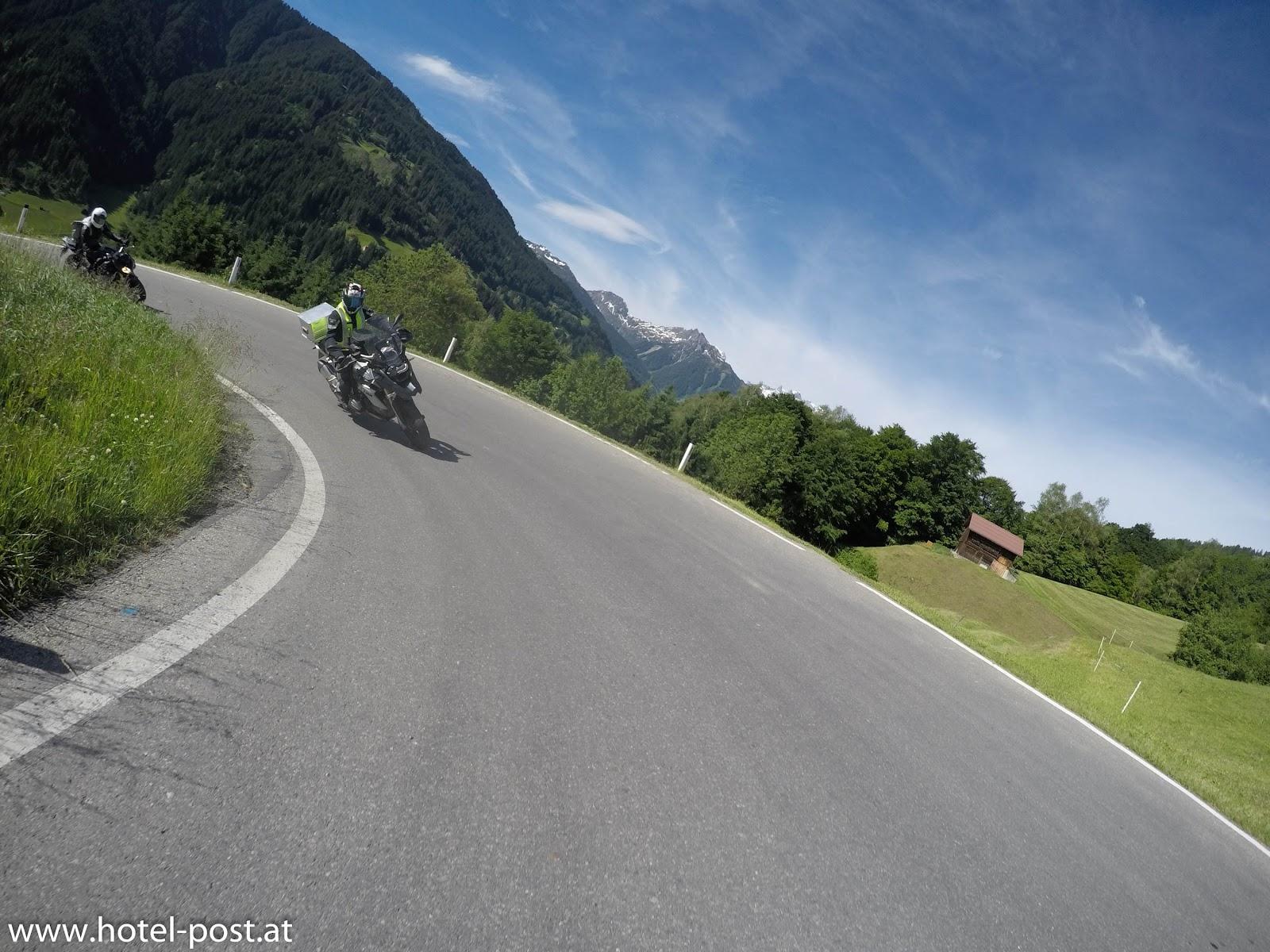 Motorrad - 09.06.2017 postWirt´s geführte Motorradtour
