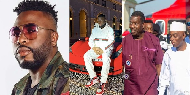 Samklef under fire for claiming Hushpuppi is better than some Nigerian pastors and politicians