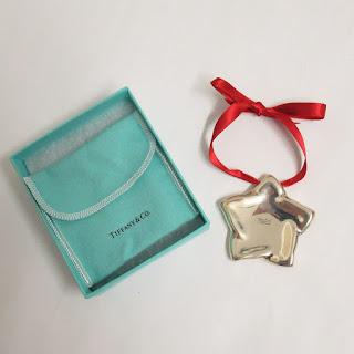 Tiffany & Co. Sterling Ornament