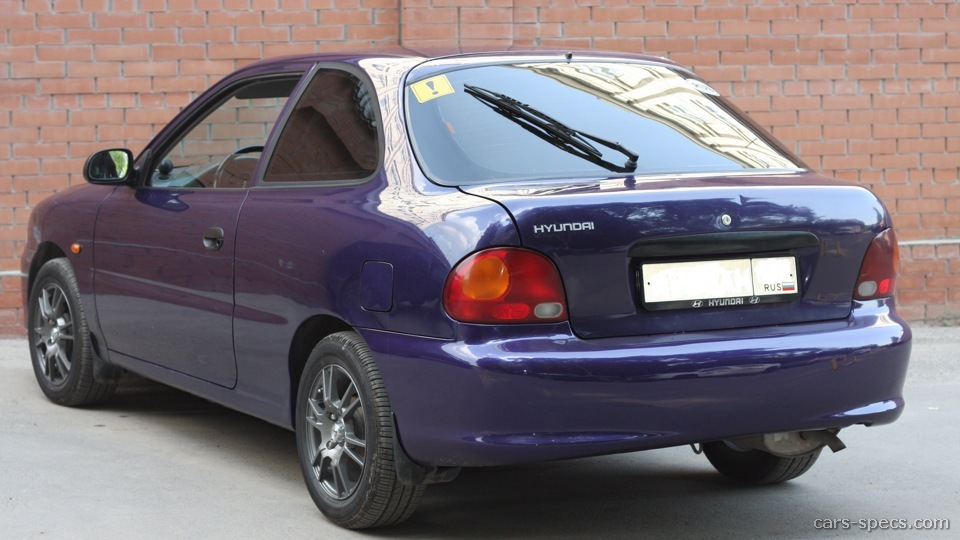 1998 hyundai accent hatchback specifications pictures prices. Black Bedroom Furniture Sets. Home Design Ideas