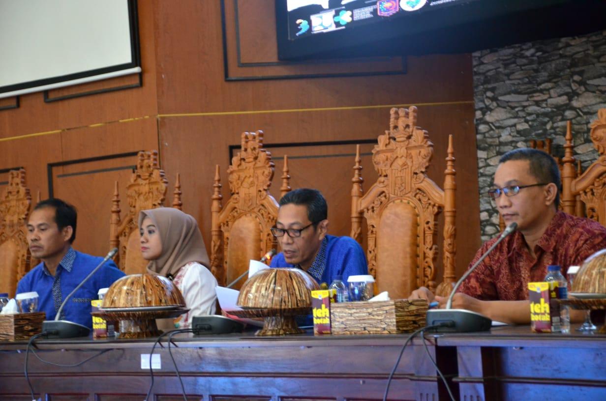 Asisten I Buka Sosialisasi Kabupaten Program Pamsimas III TA.2020 Kabupaten Sinjai