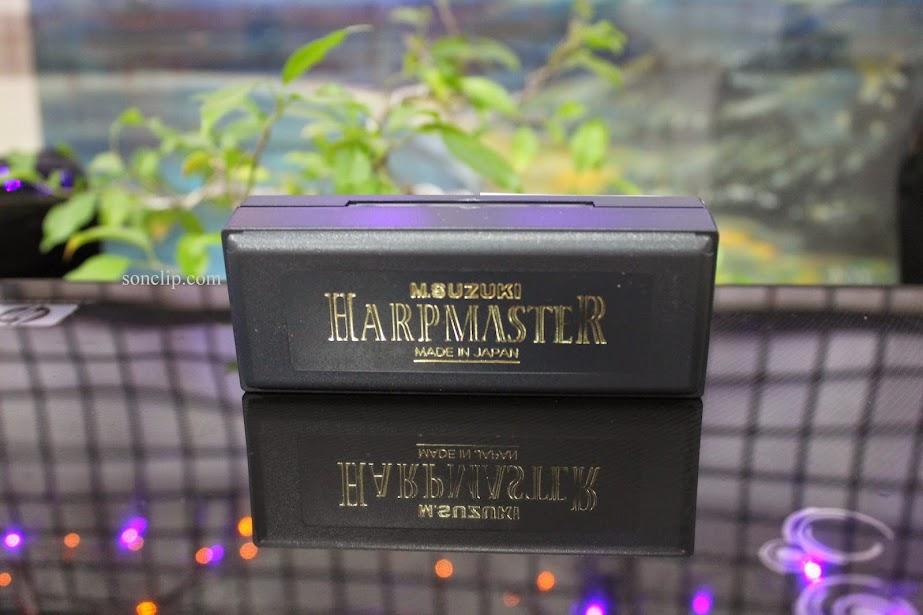 Kèn Harmonica - Suzuki HarpMaster MR-200 (key A)