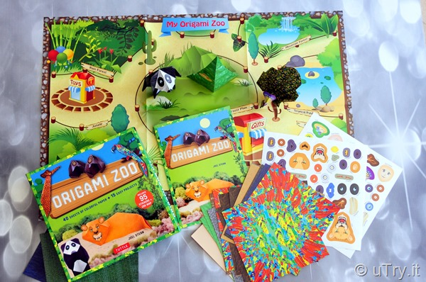 Origami Zoo Review and Giveaway