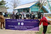 IPPEMAS Bagikan Masker dan Vit C Pada Nelayan Kota Sabang