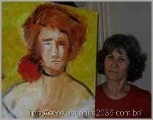 Senhora retratada por Toulouse