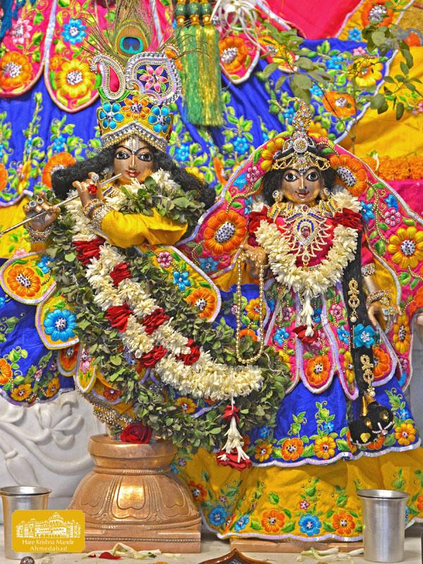 ISKCON Hare Krishna mandir Ahmedabad 09 Jan 2017 (8)