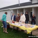 dog show and bake sale 2011