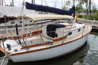 27 Cape Dory Beautiful Classic Boat