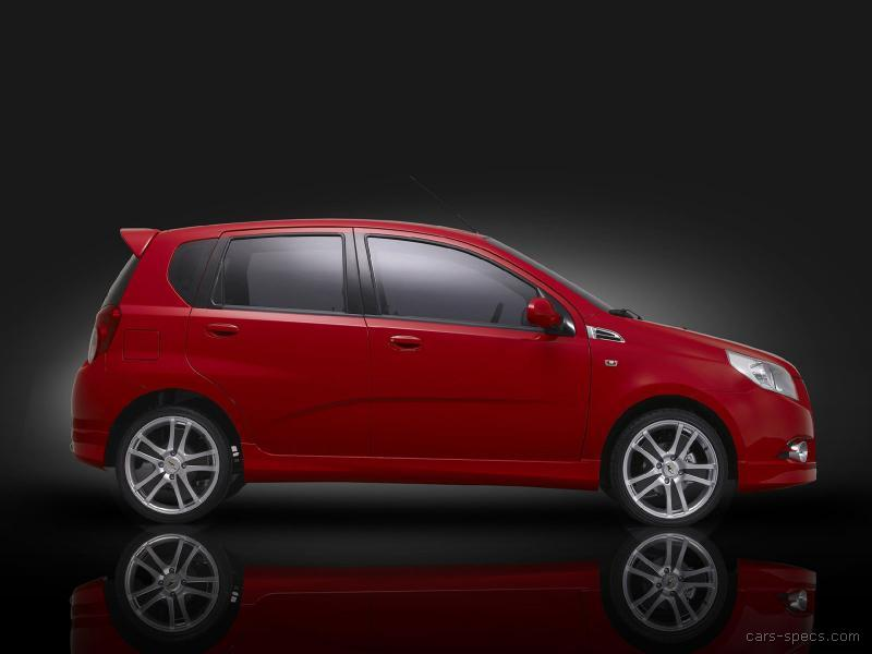 2009 chevrolet aveo hatchback specifications pictures prices. Black Bedroom Furniture Sets. Home Design Ideas