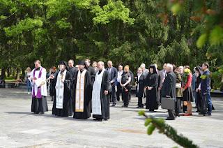 2016 05 08 Вшанування пам'яти жертв Другої світової війни