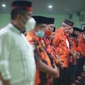 MPW PP Sumut Gelar Buka Puasa Bersama dan Bagikan Sejadah Anti Covid19, Kodrat Shah : Berbuatlah  Terbaik