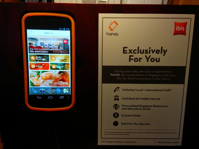 Handy Travel Phone