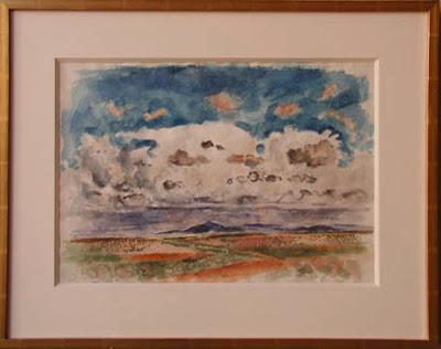 """""""Landscape"""" Framed"""