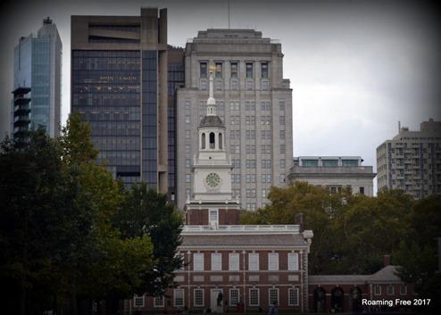 Philadelphia -- Independence Hall