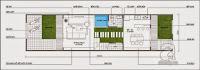 Tư vấn thiết kế và bố trí nội thất cho nhà ống có 2 khoảng vườn xanh - Thi cong trang tri noi that