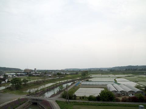 JR九州バス「パシフィックライナー」 8656 車窓 その4