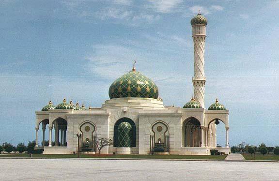 Oman - mosque