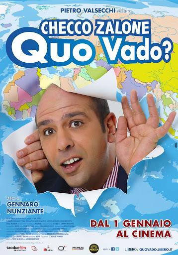 Πού πάω Θεέ μου; (Quo vado?) Poster