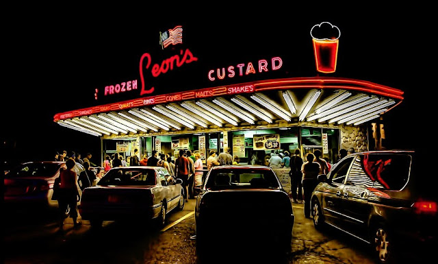 Leon's Frozen Custard. From Advice from a Local: 12 Best Places to Eat in Milwaukee