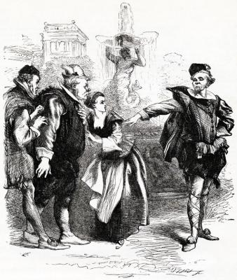 the heart of mystery in the play hamlet Line-by-line modern translations of every shakespeare play and  the character of rosencrantz and guildenstern in hamlet from litcharts | the creators of sparknotes .
