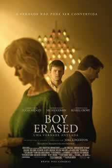 Baixar Filme Boy Erased: Uma Verdade Anulada (2019) Dublado Torrent Grátis