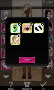 Click to Enlarge - Style Me Girl Level 13 - Mod - Jenny - Closet