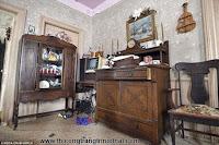 Bên trong ngôi nhà hoang tồn tại hơn nửa thế kỷ - Thi công trang trí nội thất