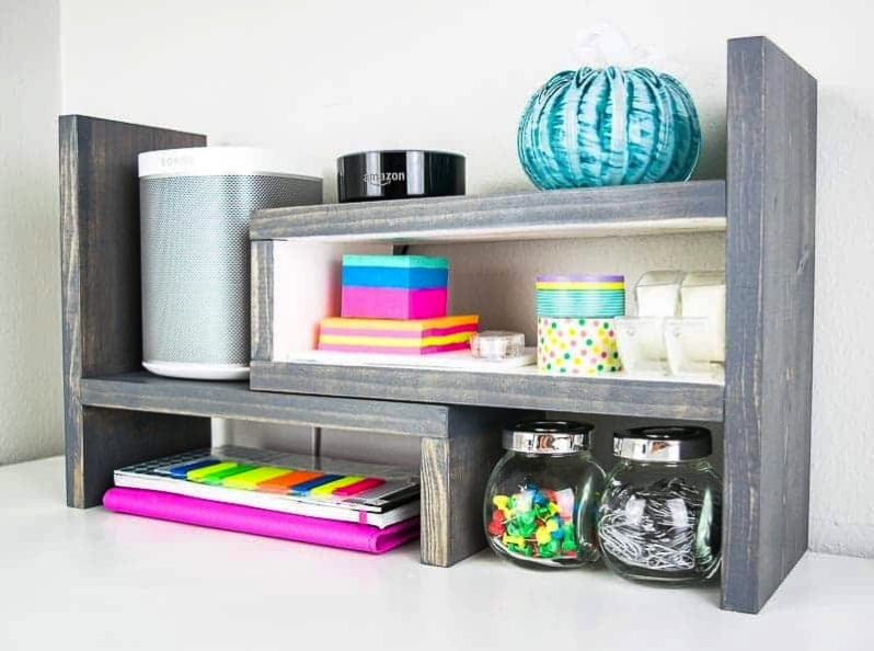 expandable desk organizer