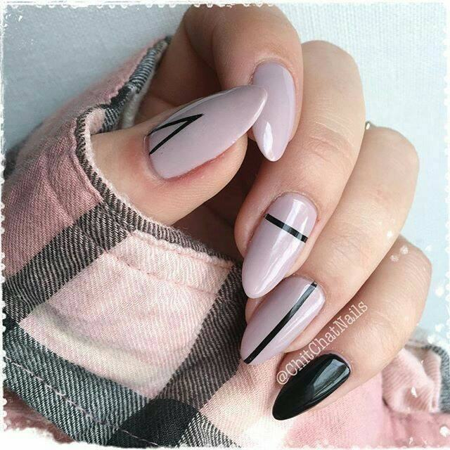 top nails art design fashion 2017