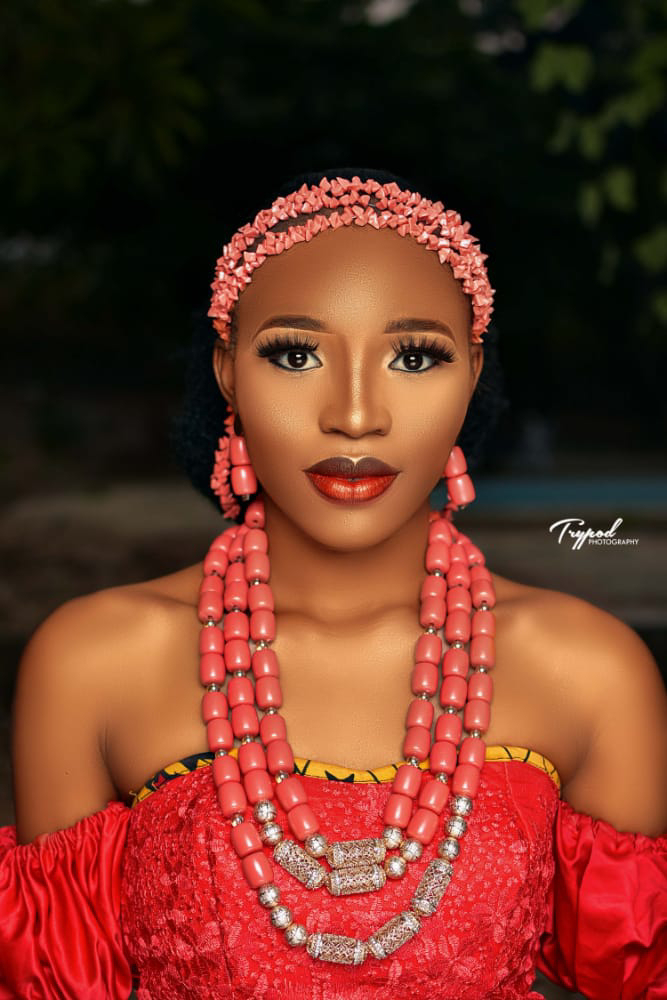Queen Joy Kenneth wins Most Beautiful Model In Africa 2021