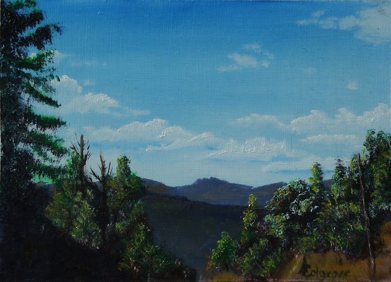 Adirondack No. 1 - Original Painting