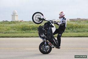 Motorcycle Stunt Rider - Chris Pfeiffer