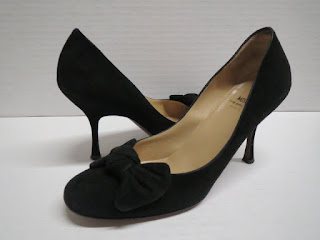 Moschino Cheap & Chic Suede Pumps
