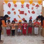 Orange Day Celebration by Nursery Section (2018-19), Witty World, Goregaon East