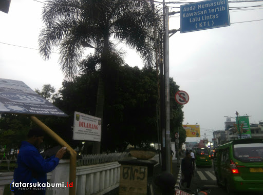 Tukang Ojek Tersengat Listrik Pagar Pendopo Sukabumi, Ternyata Gara Gara Ini