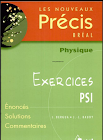 Livre Précis de Physique Execices MP - PSI - MPSI PDF