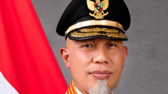 Peringatan HUT RI ke-76 tahun, Gubernur Sumbar Ajak Pasang Bendera Merah Putih Satu Bulan Penuh