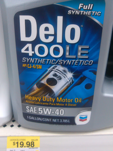 What 39 S The Scoop On Delo Full Syn 5w40 Page 2