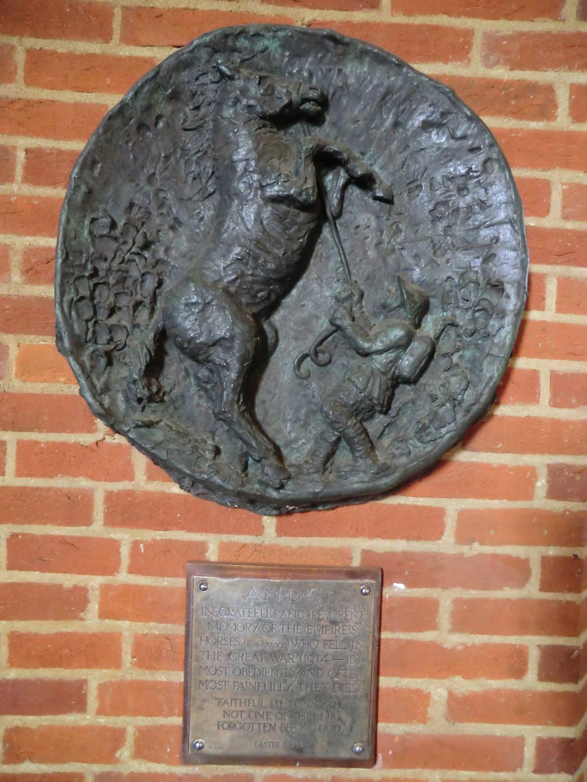 CIMG0610 WWI memorial, St Jude's church