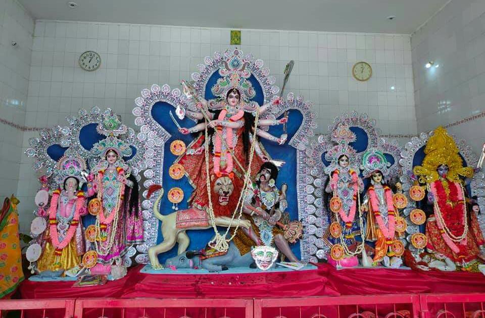 अररिया/बिहार:कोरोना संक्रमण को देखते दुर्गा पूजा में नहीं लगेंगे मेले, सार्वजनिक प्रसाद वितरण पर रहेगी रोक