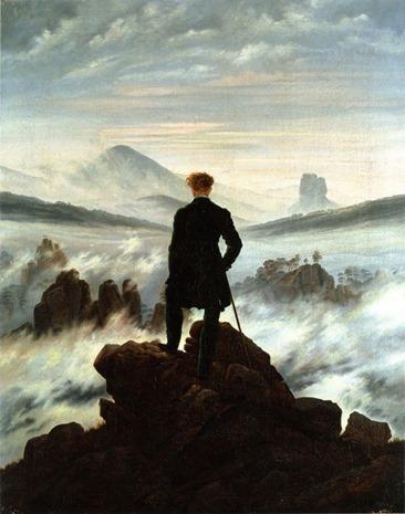 Friedrich, Der Wanderer
